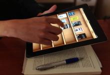 """Biblioteca digital """"Leer en casa"""""""