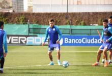 Fútbol: el entrerriano Nicolás Reniero tuvo su primera práctica con Racing