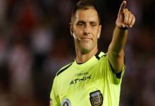 Fútbol: Reemplazaron por coronavirus al árbitro de la semifinal entre Boca y Racing