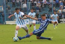 Atlético Tucumán logró un triunfo sobre el epílogo ante Godoy Cruz