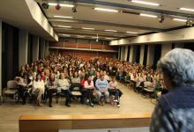 El encuentro se desarrolló en el salón auditorio de la Universidad Católica Argentina de Paraná.