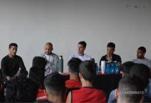 En Patronato concluyó el ciclo de charlas de los profesionales a los juveniles