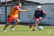 Patronato volvió a sumar minutos de fútbol en el predio La Capillita