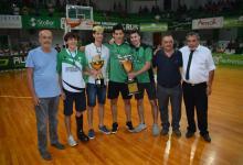 Estudiantes de Concordia recibió la Copa Entre Ríos Challenger