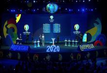Argentina y Chile abrirán la próxima Copa América en el estadio Monumental