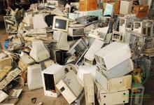 El diputado Solari promueve una ley para que se implemente la gestión diferenciada de residuos electrónicos.