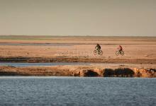 playa laguna Setubal