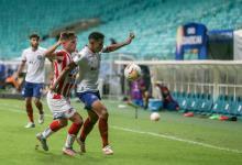 Copa Sudamericana: con un gol de penal, Unión cayó en su visita a Bahía