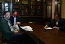 Foto prensa Diputados
