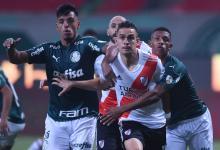 Copa Libertadores: River acarició la hazaña, pero quedó eliminado ante Palmeiras