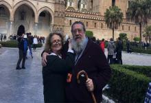 Carlos Escudé y su esposa Mónica La Madrid