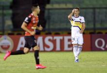 Copa Libertadores: Boca empató con Caracas en su estreno
