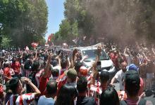 En una emotiva jornada, una multitud despidió los restos de Alejandro Sabella