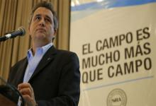 Luis Miguel Etchevehere fustigó con dureza al gobierno nacional.