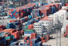 exportaciones contenedores puerto