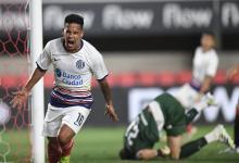 San Lorenzo enderezó el rumbo con un triunfo ante Estudiantes de La Plata