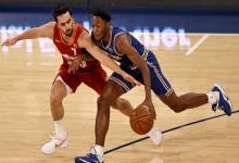 NBA: Facundo Campazzo hizo su aporte para el quinto triunfo de Denver Nuggets