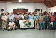 Imagen de archivo de la asamblea de Farer de diciembre 2020.