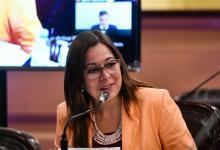 """La diputada provincial, Mariana Farfán, destacó """"al gobernador Bordet por reglamentar esta ley, y por tener la firme decisión de ampliar derechos para las y los entrerrianos""""."""
