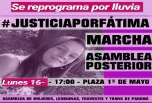 Justicia por Fátima