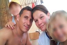 Nicolás Martínez y Florencia Acevedo