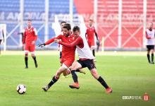San Lorenzo y Estudiantes empataron un amistoso con presencia entrerriana