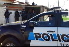 La Policía Federal realizó el viernes un importante procedimiento antidrogas en el barrio Toronjal de Concordia.