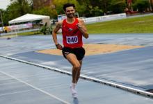 Atletismo: con otro récord, el entrerriano Federico Bruno se consagró campeón argentino