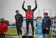 """""""Quiero estar en los Juegos Olímpicos de Tokio"""", manifestó el concordiense Federico Bruno"""