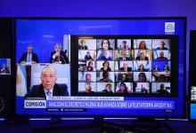 Avanza en el Senado una declaración por el conflicto con Chile