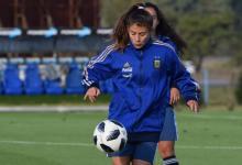 La selección femenina sub 20 volvió al trabajo con rivales definidos para el Sudamericano