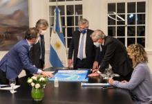 El gobierno anunció el envío al Congreso de tres proyectos sobre Malvinas