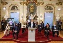 Fernández presentó la reforma judicial