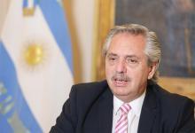 """Alberto Fernández: """"El Cambio Climático es una realidad que está afectando a la humanidad en su conjunto y que requiere una acción inmediata y coordinada de los líderes de todo el mundo""""."""