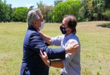 Alberto Fernández con Jair Bolsonaro