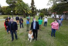 Fernández con entidades de la Agricultura Familiar