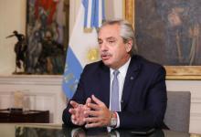 Alberto Fernández en el Foro de Financiamiento para el Desarrollo