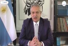 Alberto  Fernández Coloquio IDEA 2020