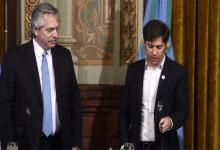 Fernández con Kicillof