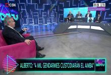 Fernández en C5N
