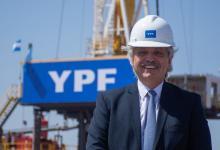 Alberto Fernández YPF