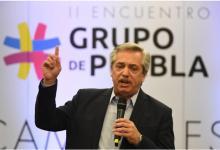 Alberto Fernández Grupo de Puebla