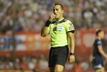 Tras la polémica en Parque Patricios, Espinoza dirigirá el partido de Patronato en Tucumán