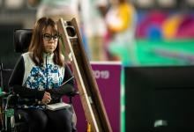 Juegos Paralímpicos: la gualeya Stefanía Ferrando cerró su participación con un triunfo
