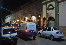 fiesta clandestina bar de Gualeguay