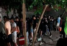fiesta clandestina Paraná