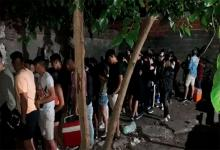 fiesta clandestina Paraná (foto: archivo)