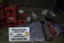 fiesta clandestina zona rural Crespo