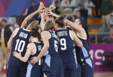 """Juegos Panamericanos: con la entrerriana Fiorotto, las """"Gigantes"""" culminaron quintas"""