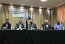 Firmaron convenios para nuevas obras de la Universidad Nacional de Entre Ríos